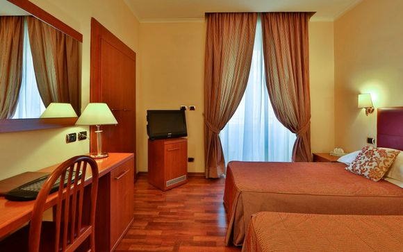 Hotel Best Western Villafranca