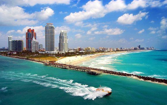 Estados Unidos Miami - Aliz Hotel 4* y Kimpton Epic Hotel Miami 5* desde 1.087,00 €