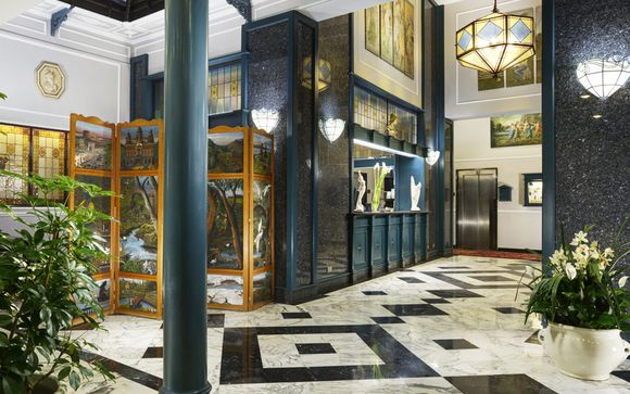Hotel Berchielli 4*
