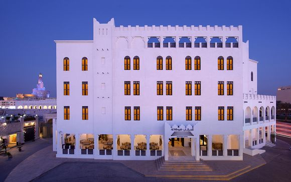 Preextensión a Doha (solo opción 2): Souq Waqif Boutique Hotel 5*