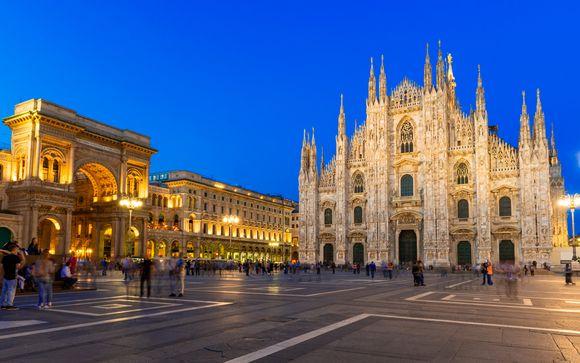 Hotel Ramada Plaza Milano 4* con visita al Cenacolo Vinciano