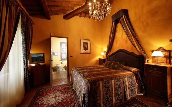 Castello Di Tornano le abre sus puertas