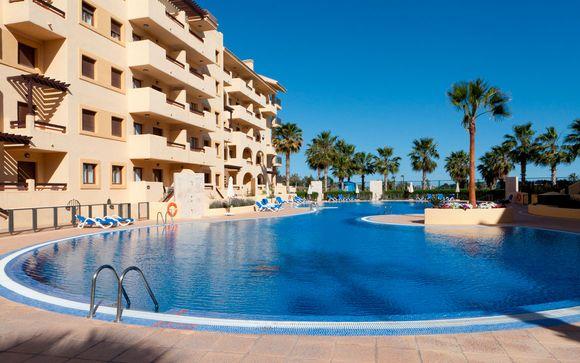 Apartamentos Senator Mar Menor Golf & Spa 4*