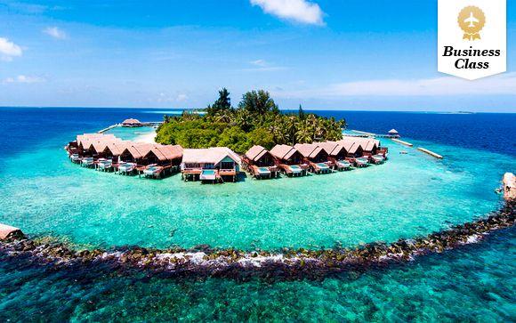 Lujosas vacaciones 5* y vuelos en Business con Emirates