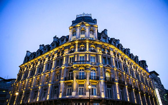 Thistle Piccadilly Hotel 4*