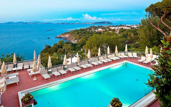 UNA Hotel Napoli 4* y Le Querce Thermae & Spa 4*