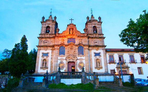 Pousada de Guimarães, Santa Marinha