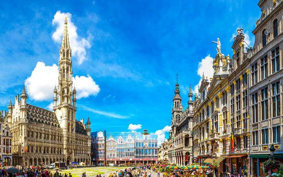 Bélgica Bruselas NH Brussels Grand Place Arenberg 4* desde 79,00 €