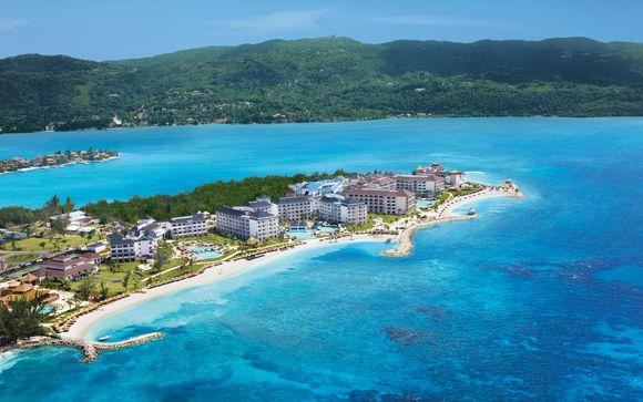 Hotel Secrets Saint James Montego Bay 5*