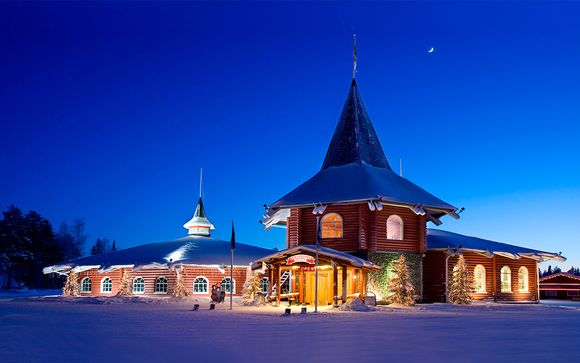 Laponia - Visita a Papá Noel