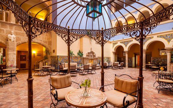 Mérida - Hotel Ilunion Mérida Palace 5*