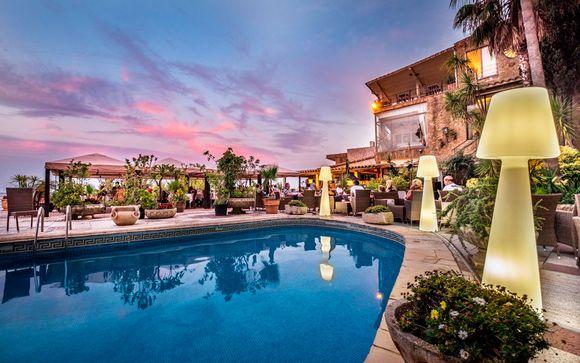 Platja d'Aro - Hotel Cap Roig 4*