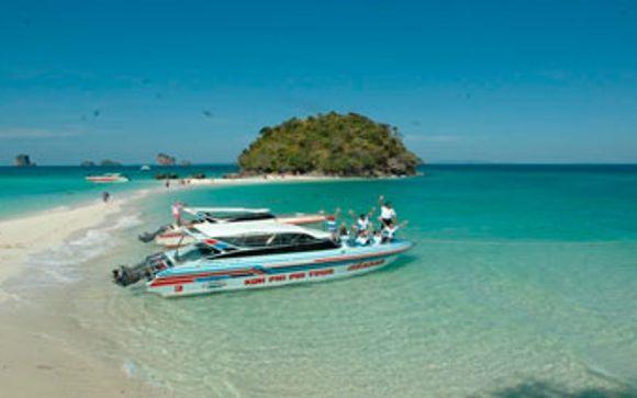 ¡Completa tu estancia en Krabi!