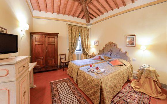 El Relais Borgo San Pietro 4* le abre sus puertas
