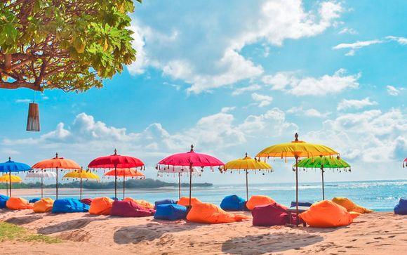 Indonesia Ubud - Combinado The Ubud Village 4* y Ayodya Resort 4* desde 1.125,00 ? con Voyage Prive en Ubud Indonesia
