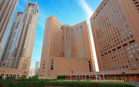 Hotel Hyatt Regency Tokyo 4*