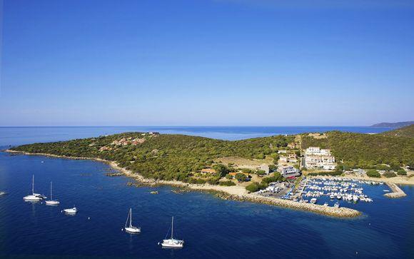 Francia Serra Di Ferro - Hotel Le Golfe Piscine &amp Spa Casanera 4* desde 188,00 €
