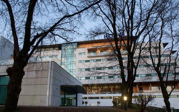 Hotel Vía Argentum Spa & Gulae **** - Silleda, Pontevedra
