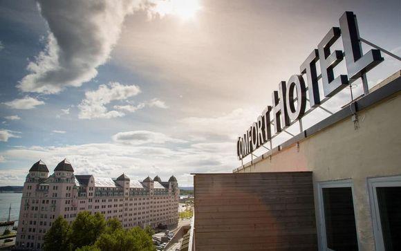 Comfort Hotel Børsparken 4*