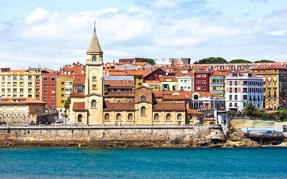 Itinerario: Gijón - Bilbao