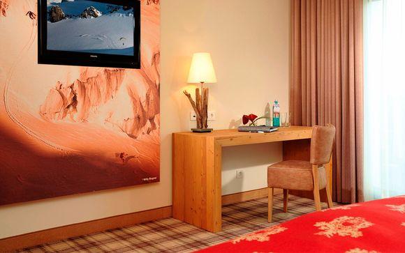 Hotel Ice & Fire 4*