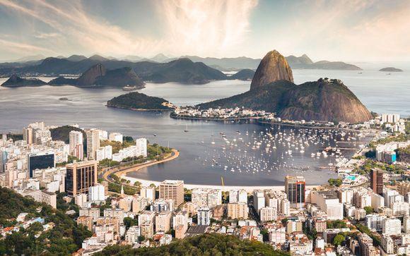 Brasil Tropical Rio De Janeiro Hasta 70 Voyage Privé