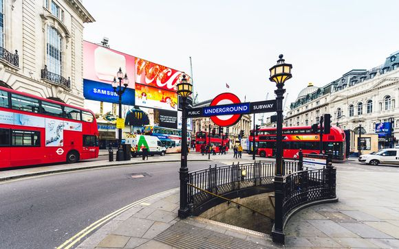 Reino Unido Londres - Every Hotel Piccadilly 4* desde 168,00 €