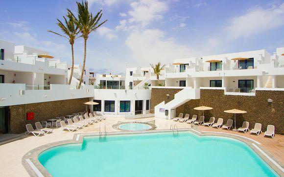 Lanzarote Puerto del Carmen Aqua Suites Hotel Boutique 4*