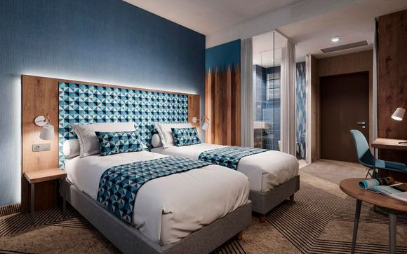 Avena Boutique by Artery Hotel 4*