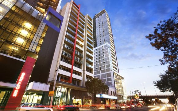 Experience Aria Hotel Apartments 4* Sup
