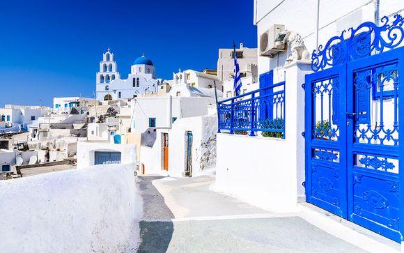 Santorini te espera