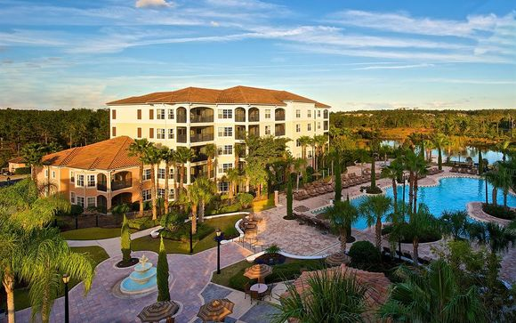 WorldQuest Orlando Resort 4*