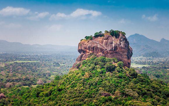 Circuito privado por Sri Lanka y Avani Kalutara Resort 4*