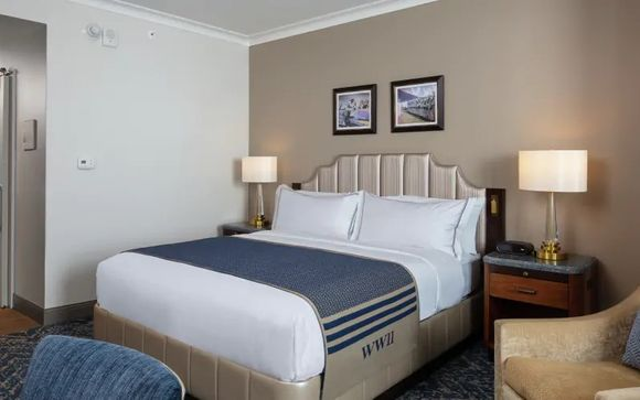 The Higgins Hotel New Orleans, Curio Collection by Hilton 4*