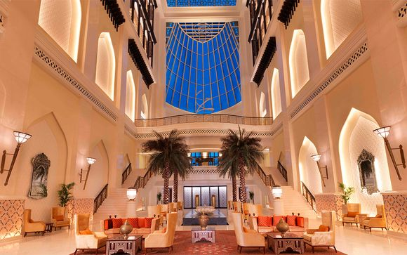 Bab Al Qasr Hotel 5*