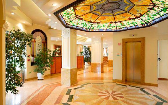 Hotel Best Western Mozart 4*