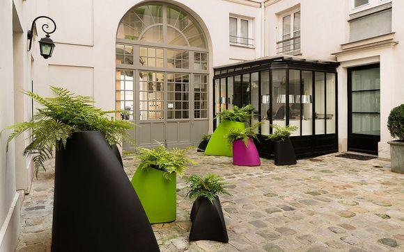 Hotel Design Sorbonne, en París
