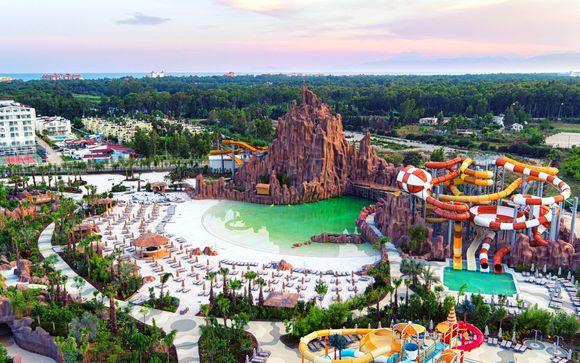 Parque temático Land of Legends Kingdom