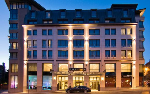 Hotel Sofitel Brussels Europe 5*