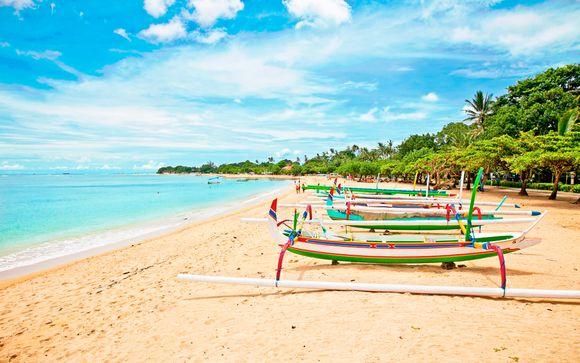 Indonesia Jimbaran - Armonía y Tradiciones Balinesas con Playa desde 1.168,00 €