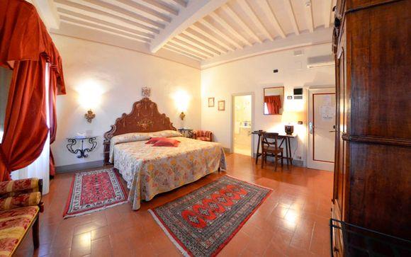 El Hotel San Michele le abre sus puertas
