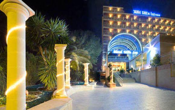 Hotel Magic Villa luz *** - Gandía, Valencia - España