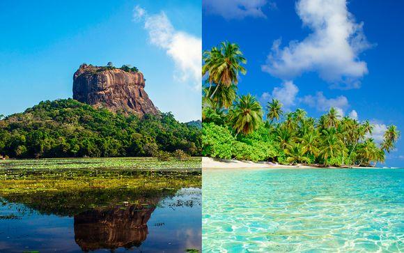 Combinado Sri Lanka y Fihalhohi Island Resort 4*