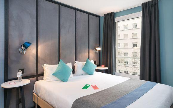 Quality Hotel & Suites Bercy Bibliothèque