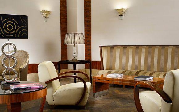 Italia Roma - UNA Hotel Roma 4* desde 59,00 €