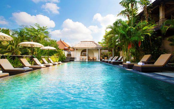 The Ubud Village Hotel y Meliá Bali 5*