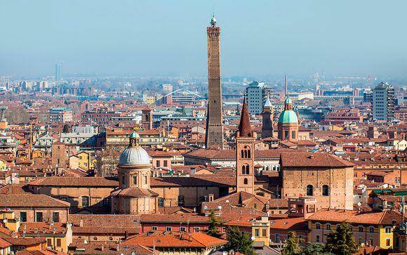 Italia Bolonia - Atahotel Bologna 4* desde 71,00 ? con Voyage Prive en Bolonia Italia