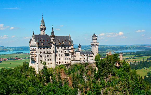 Alemania Frankfurt - Alemania Romántica en verano desde 975,00 €