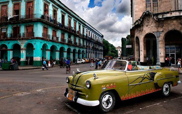 La Habana y Cayo Santa María te esperan