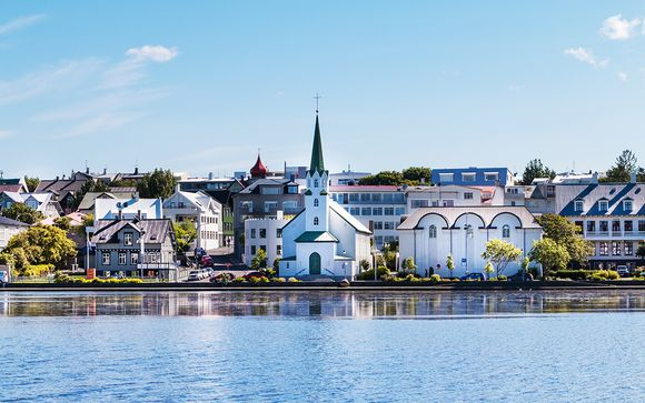 Opción 1: Circuito en Reykjavik
